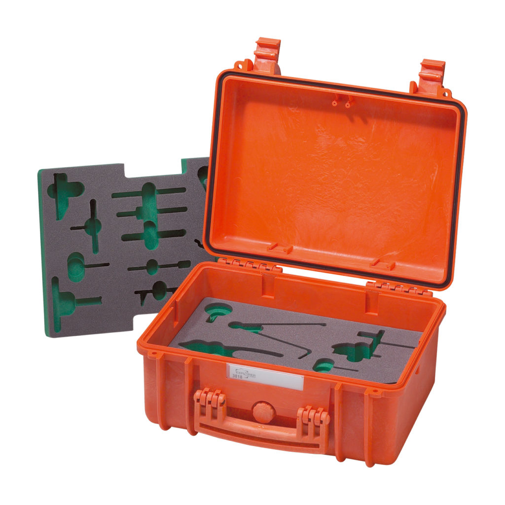 Foam Routed Inserts MilCases