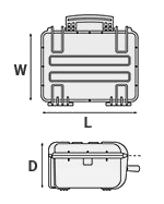 Explorer Cases Size Guide MilCases