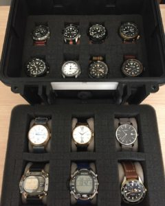 Explorer Cases Chosen to Protect Watch Collection MilCases