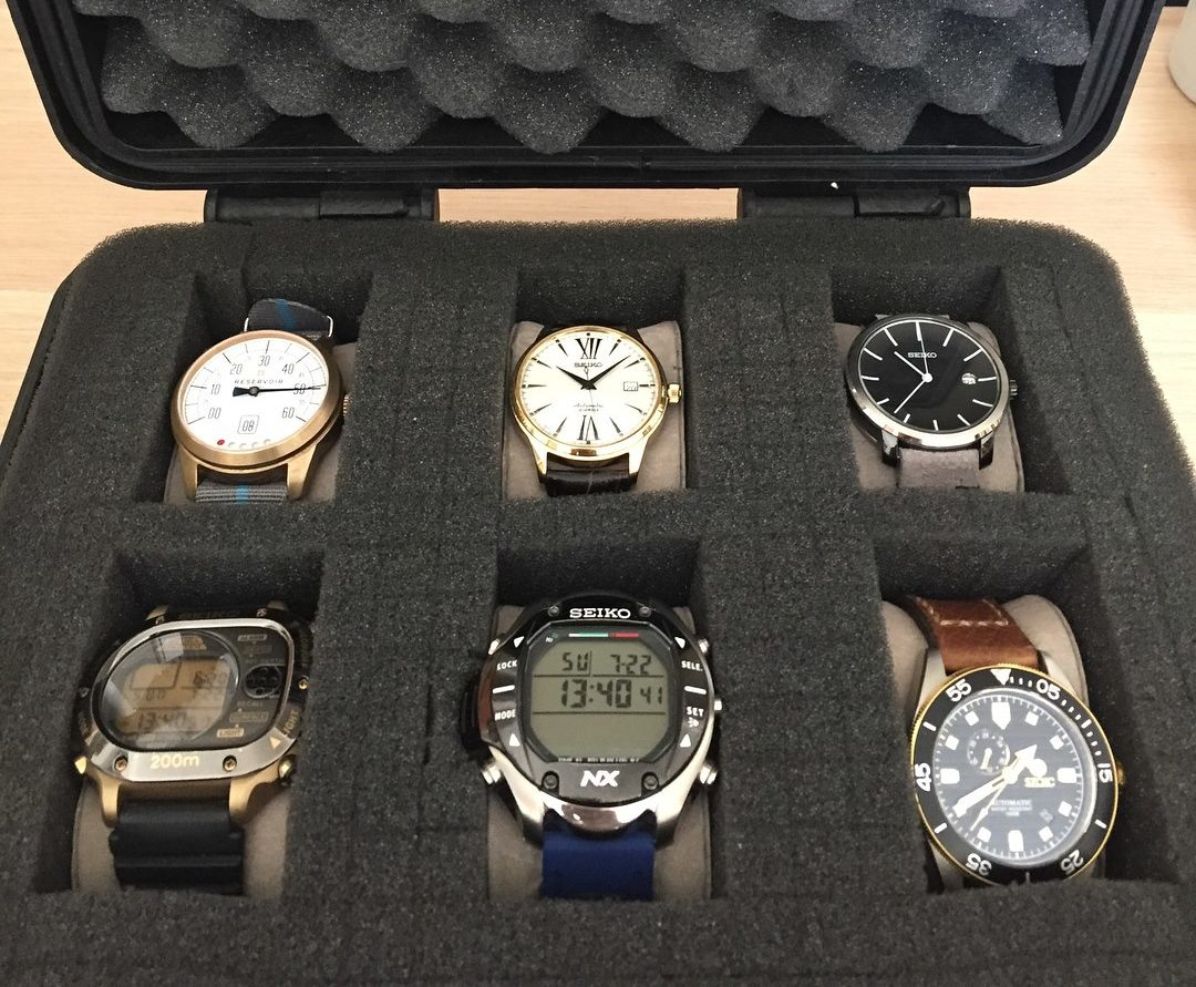 Explorer Cases Chosen To Protect Watch Collection Buy