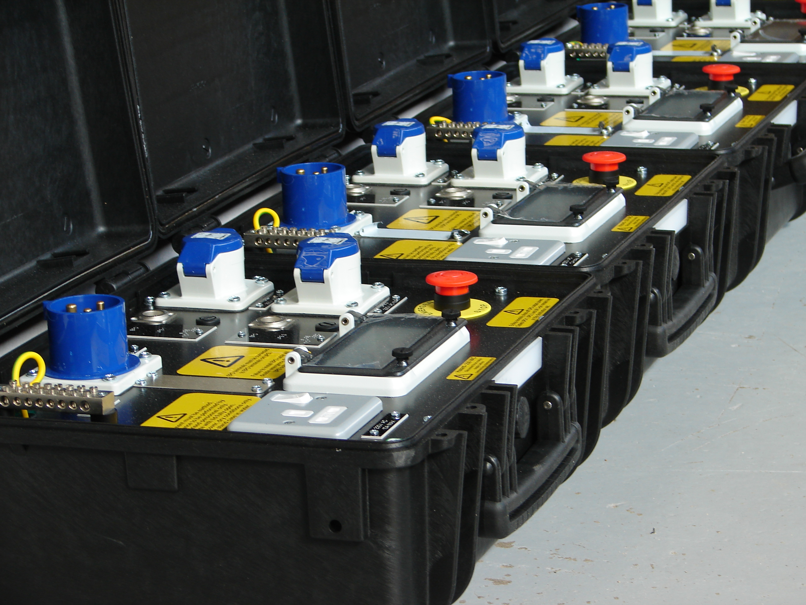 Electronic Integration MilCases